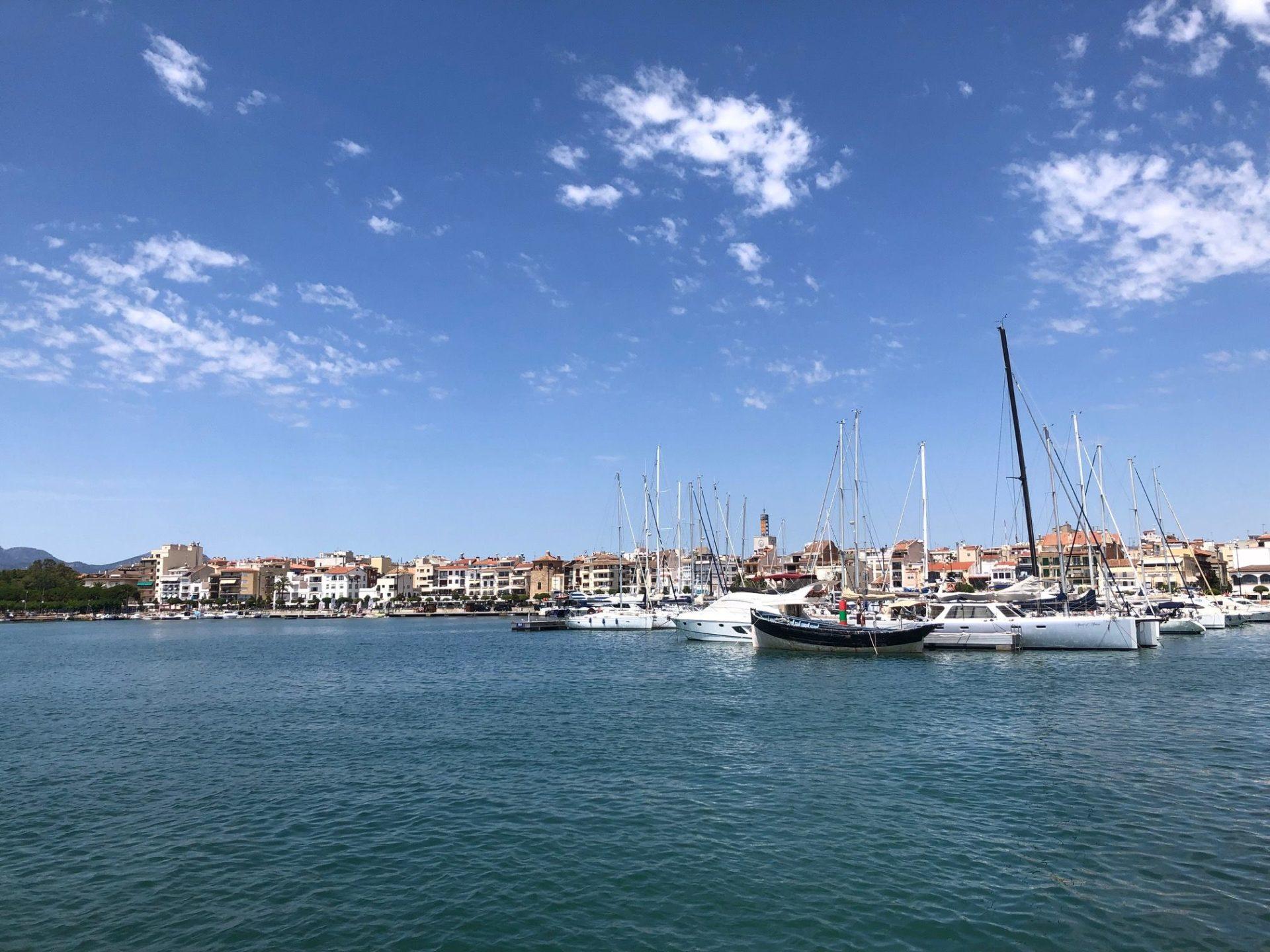 Hafen bei Cambrils