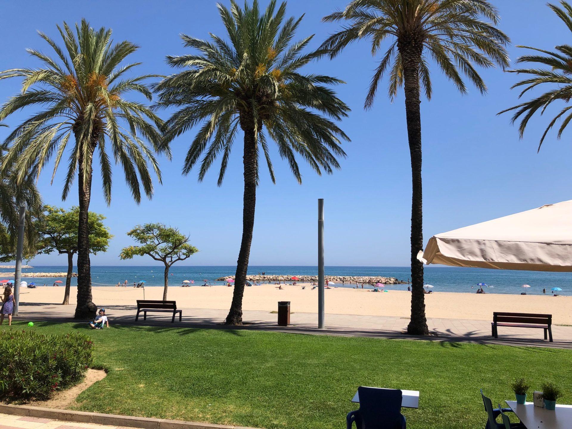 Strand bei Cambrils