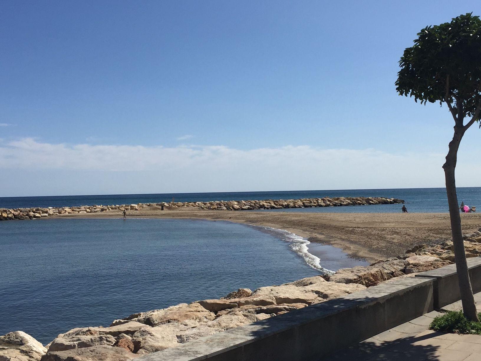 Bucht bei Cambrils